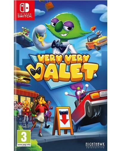 Very Very Valet (Nintendo Switch)