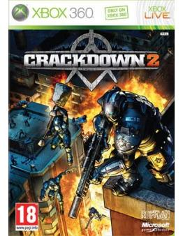 Crackdown 2 (XBOX 360) - Rabljeno