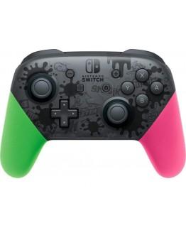 Nintendo Switch Pro Controller Splatoon (Switch) - kompatibilni