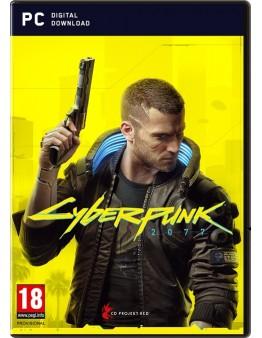 Cyberpunk 2077 Steelbook Edition (PC)