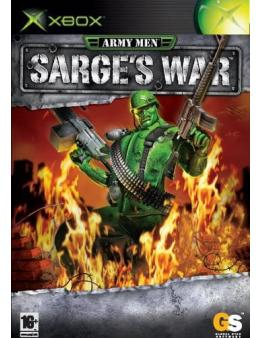 Army Men Sarges War (XBOX) - Rabljeno