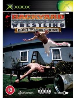 Backyard Wrestling (XBOX) - Rabljeno