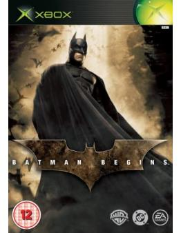Batman Begins (XBOX) - Rabljeno