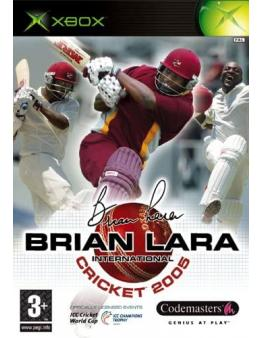Brian Lara International Cricket 2005 (XBOX) - Rabljeno