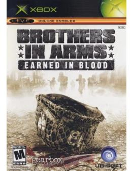 Brothers in Arms Earned in Blood (XBOX) - Rabljeno