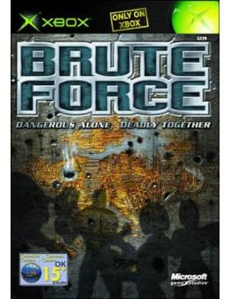 Brute Force (XBOX) - Rabljeno