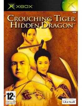 Crouching Tiger Hidden Dragon (XBOX) - Rabljeno