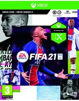 FIFA 21 (XBOX ONE DIGITAL) - koda za prenos