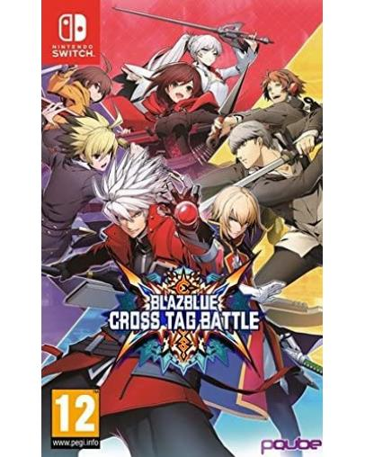 BlazBlue Cross Tag Battle (SWITCH) - Rabljeno