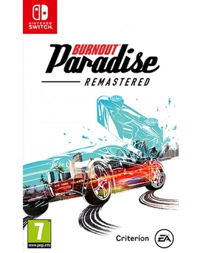 Burnout Paradise Remastered (SWITCH)