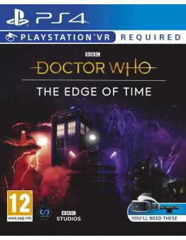 Doctor Who The Edge of Time (PS4 VR)