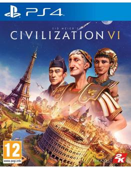 Sid Meiers Civilization 6 (PS4)