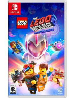 Lego The Movie 2 Videogame (SWITCH)