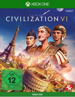 Sid Meiers Civilization 6 (XBOX ONE)