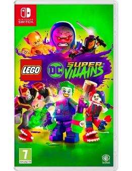 Lego Super Villains (SWITCH DIGITAL) - koda za prenos