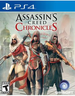 Assassins Creed Chronicles (PS4) - Rabljeno