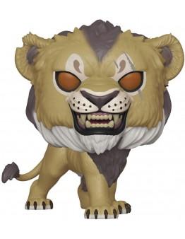 Figura Funko Pop Disney The Lion King (Live Action) Scar