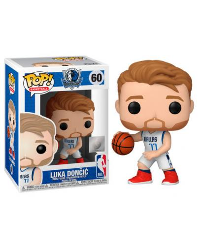 Figura FUNKO POP NBA DALLAS MAVERICKS  LUKA DONCIC