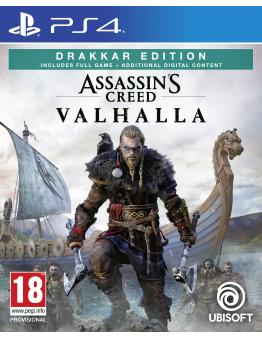 Assassins Creed Valhalla Drakkar Edition (PS4)