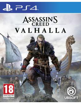 Assassins Creed Valhalla Standard Edition (PS4)
