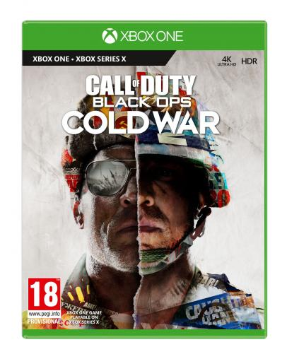 Call of Duty Black Ops Cold War (XBOX ONE) - Rabljeno