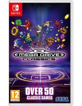 SEGA Mega Drive Classics (SWITCH) - Rabljeno