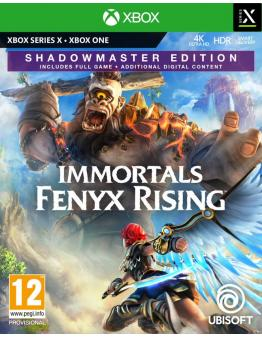 Immortals Fenyx Rising Shadowmaster Special Day 1 Edition (XBOX ONE   XBOX SERIES X)