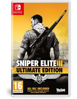 Sniper Elite 3 Ultimate Edition (SWITCH) - Rabljeno