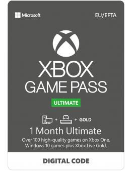 Xbox Game Pass Ultimate 1 mesec (XBOX ONE | PC)