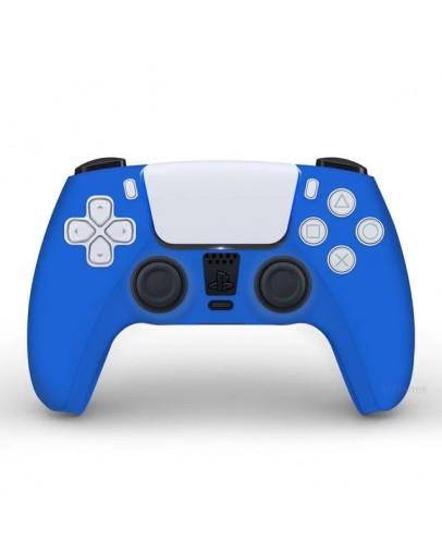 Playstation 5 silikonska prevleka za DualSense 5 kontroler, modra (PS5)
