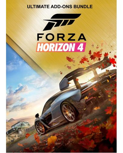 Forza Horizon 4 Ultimate Edition dodatek (Xbox One   PC) - koda za prenos