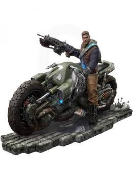 Gears of War 4 JD Fenix Collector Figura - 28 cm