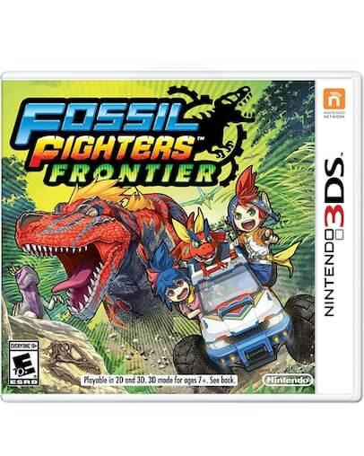 Fossil Fighters Frontier (3DS) - Rabljeno