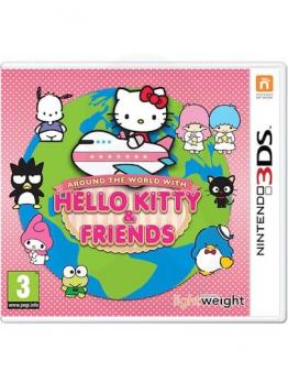 Around the World with Hello Kitty and Friends (3DS)