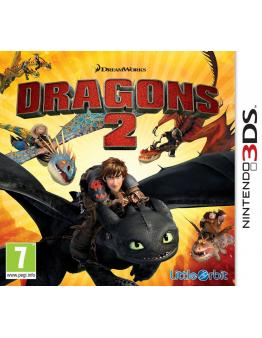 How To Train Your Dragon 2 (3DS) - Rabljeno
