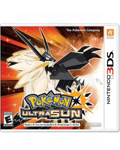 Pokémon Ultra Sun (3DS) - Rabljeno