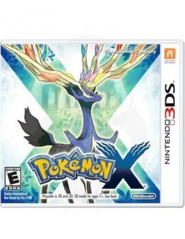 Pokémon X (3DS) - Rabljeno