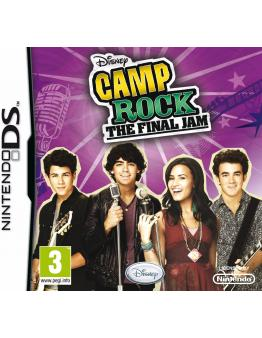Camp Rock The Final Jam (DS) - Rabljeno