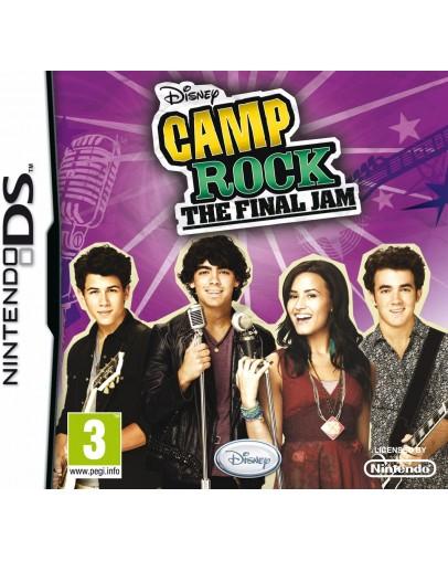 Camp Rock The Final Jam (DS) - Rabljeno