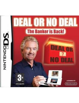 Deal Or No Deal The Banker Is Back (DS) - Rabljeno