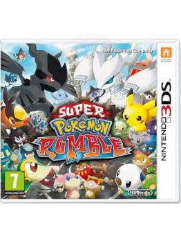 Super Pokémon Rumble (3DS) - Rabljeno