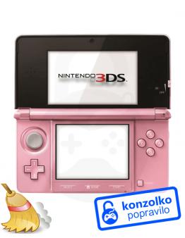 Nintendo 3DS Temeljito Čiščenje