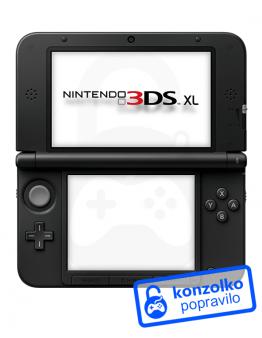 Nintendo 3DS XL Servis