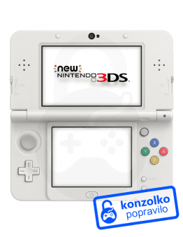 Nintendo NEW 3DS Servis