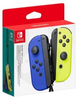 Nintendo Switch Levi in Desni Joy-Con Kontroler (Joy-Con Pair), modro-rumen