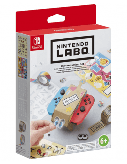 Nintendo Labo Customization Set (SWITCH)