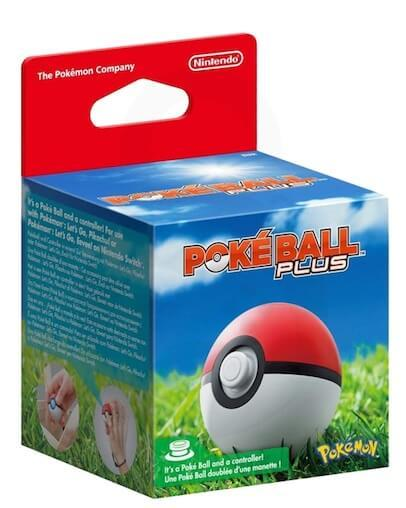 Nintendo Switch Poké Ball Plus Kontroler