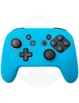 Nintendo Switch Silikonska Prevleka za Pro Controller, modra