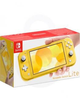 Nintendo Switch Lite, rumen