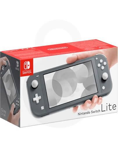 Nintendo Switch Lite, siv